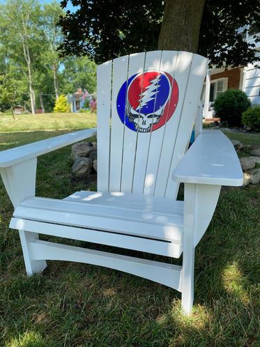 Grateful Dead Adirondack Chair