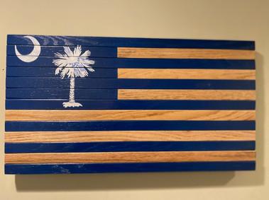 Carolina State Flag