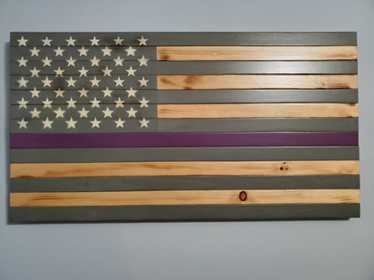 State Trooper Flag