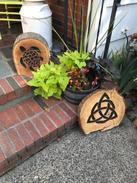 Personalized garde stumps