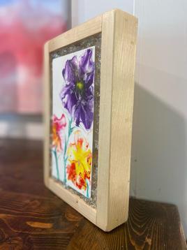 """Glass Garden"" (side angle)"