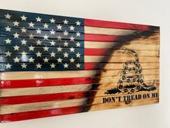 American-Gadsen Flag