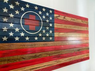 American Nurses Flag