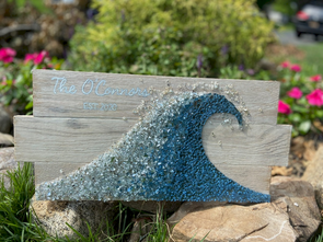 Glass Wave with Personalization