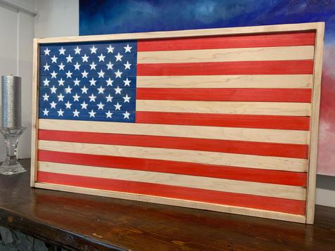 American Flag - Crisp & Clean