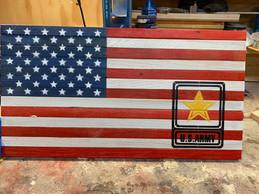 U.S. ARMY - American Flag