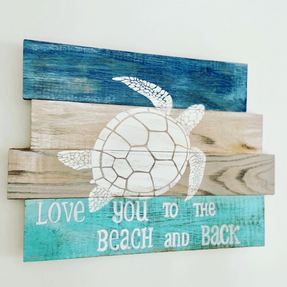 """Love You to the Beach and Back"""""""