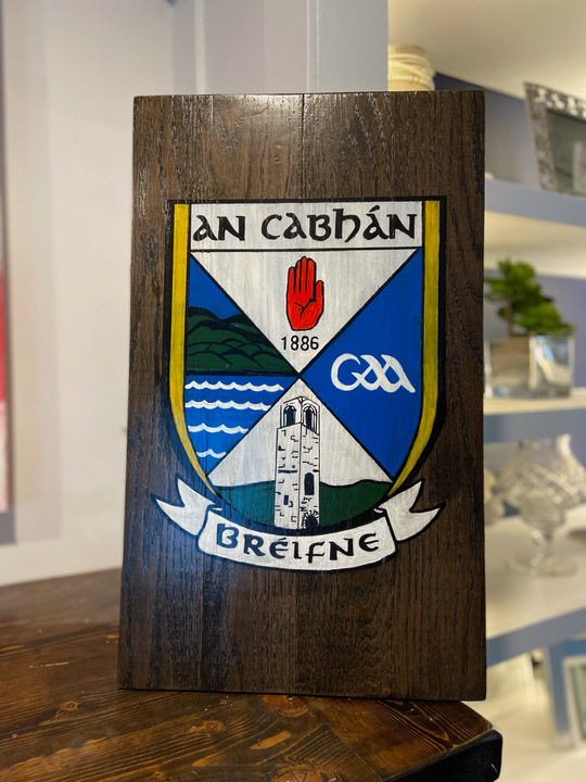 Cavan County Flag