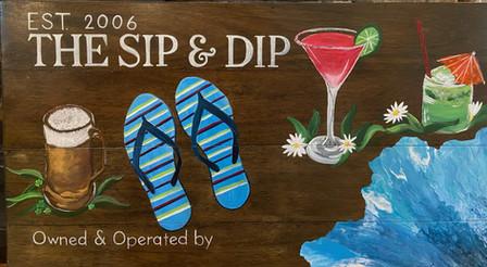The Sip & Dip