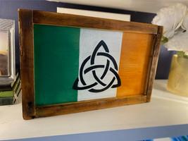 Celtic Irish Flag