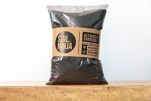 Soil Ninja - Activated Charcoal 1L