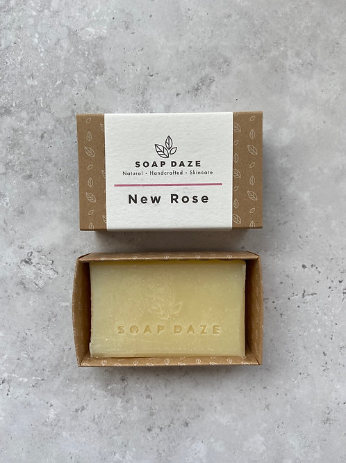 New Rose Hand Soap