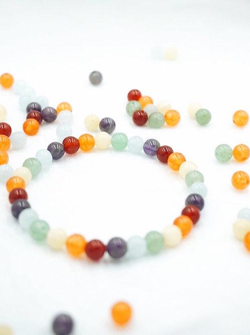 Rainbow Power Bracelet