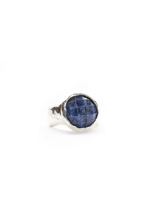 Sodalite Aurora Ring