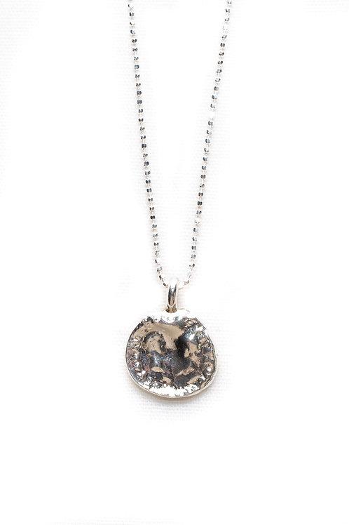 Mini Roman Coin Necklace
