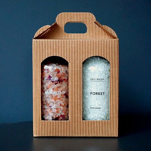 Holy Water Apothecary - Bath Soak Miniature Gift Set