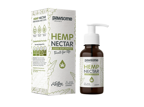 Hemp Nectar 100mL