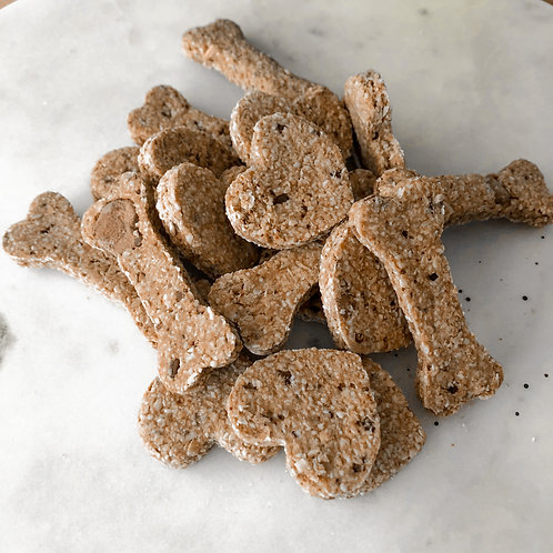Carob Chip Cookie 130g