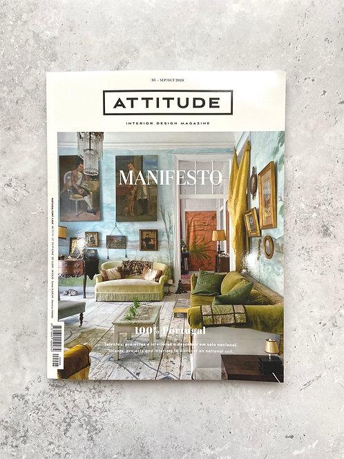 Attitude Interior Design Magazine 95