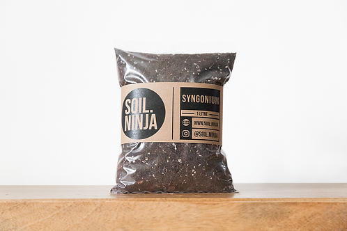 Soil Ninja - Syngonium Soil Mix 2.5L