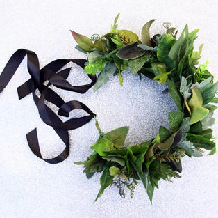 Jungle Wreath