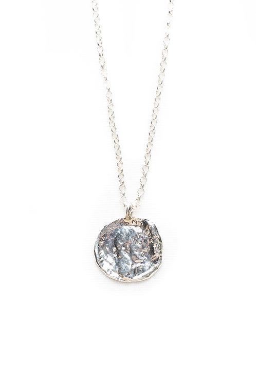 Maxi Roman Coin Necklace