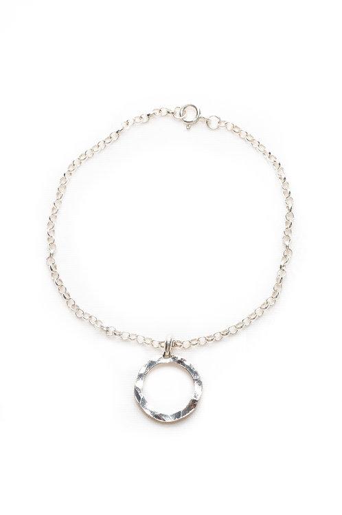 Open Circle Bracelet