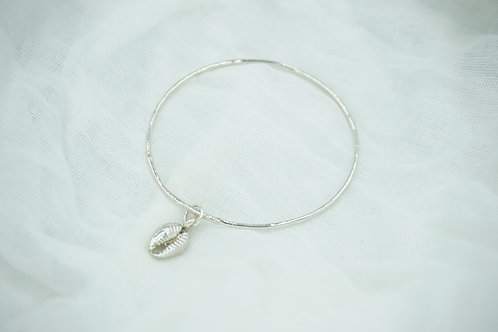 Cowrie Stack Bangle