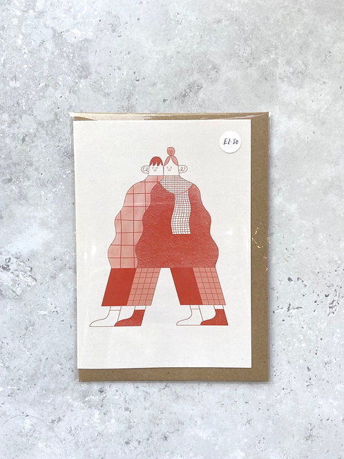 A6 Card by Hollie Fuller