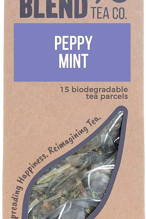 Peppy Mint Tea