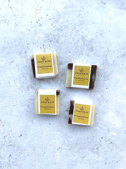 Soap Daze Frankincense Mini Soap