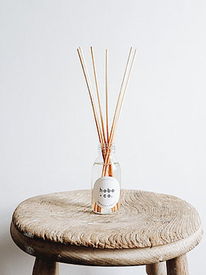 Hobo & Co Oakwood + Tobacco Reed Diffuser
