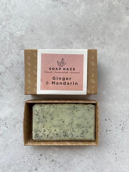 Ginger & Mandarin Hand Soap