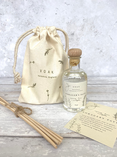 VOAK Forager's Path Reed Diffuser