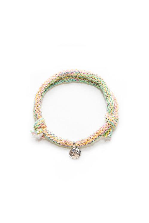 Orbis Cotton Cord Bracelet