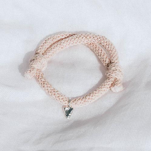 Little of your Love Cotton Cord Bracelet