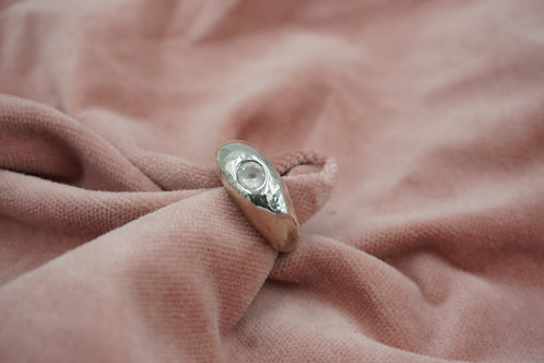 Rose Quartz Sweetie Ring