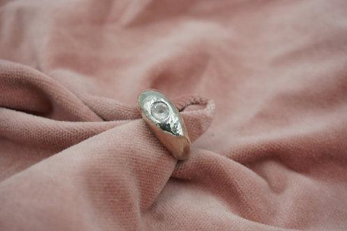 Rose Quartz Sweetie Ring