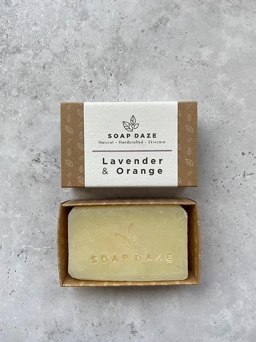Lavender and Orange Hand Soap