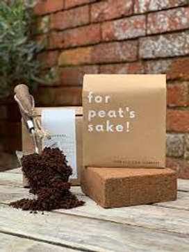 For Peat's Sake! Eco-Coir Compost