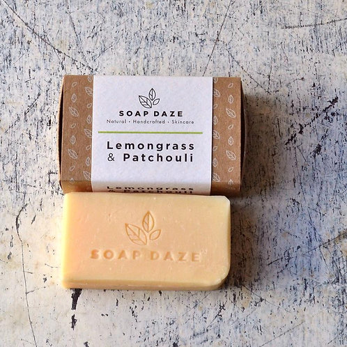 Lemongrass & Patchouli Hand Soap