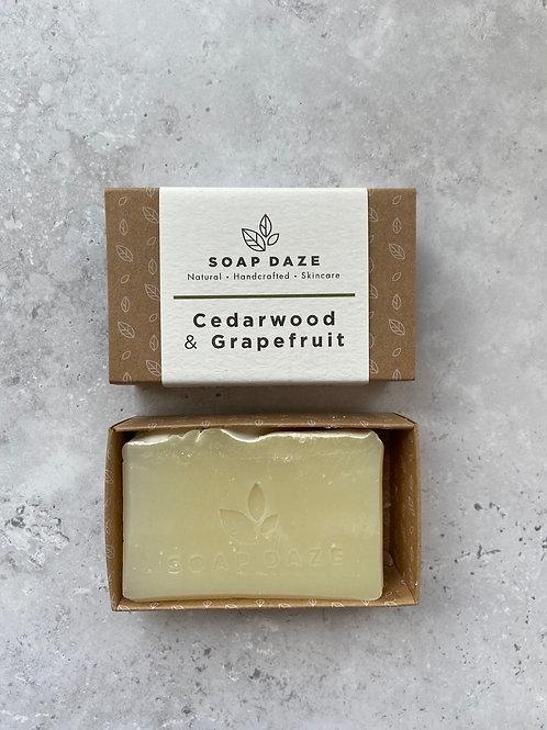 Cedarwood & Grapefruit Hand Soap