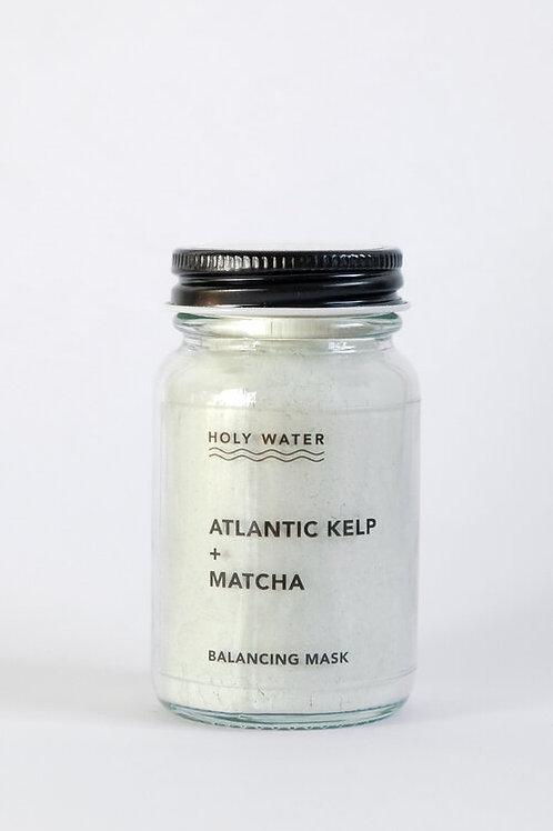 Holy Water Apothecary - Atlantic Kelp & Organic Matcha Balancing Mask