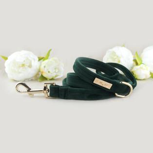 Velvet Leash - Emerald