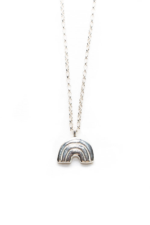 Maxi Over The Rainbow Necklace