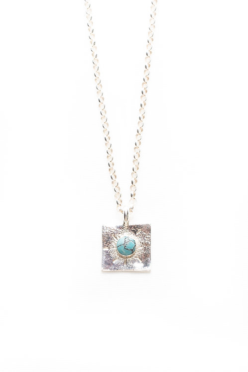 Turquoise Buried Treasure Necklace