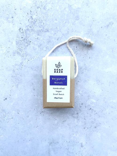 Soap Daze Bergamot & Neroli Soap on a Rope