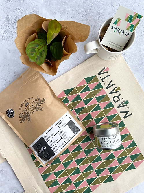 Maranta Hamper (coffee)