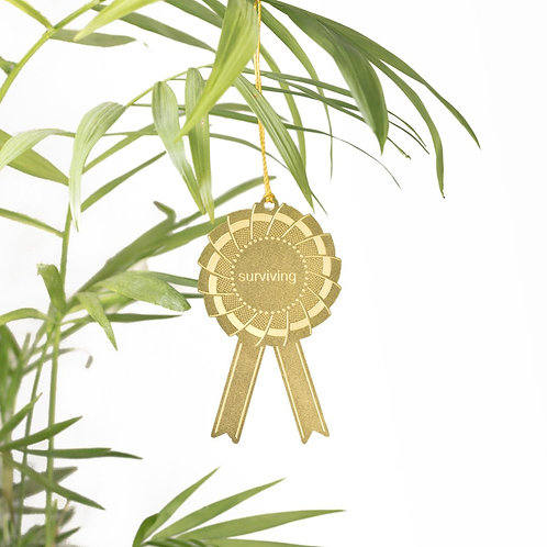Plant Award 'Surviving'