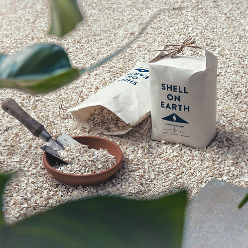 Shell on Earth - hand-tied bag (approx 1.5kg)